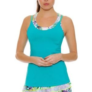 New Lucky in Love Haviana Floral Tank Top